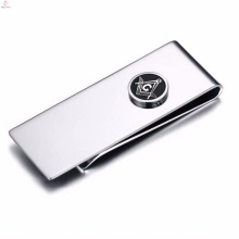 2018 popular masonic jewelry charms stainless steel money clip