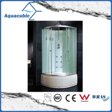 Complete Massage Tempered Glass Computerized Shower Room (AS-YS52)