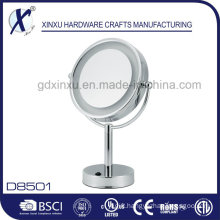 8.5 Inch 10X Magnification LED Table Mirror