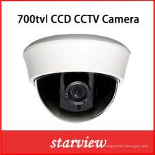 700tvl Sony CCD 960h Cúpula de plástico CCTV cámara de seguridad