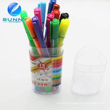 Pena de marcador de forro bem atacado Multi cor para estudante