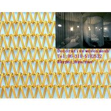 Dekoratives Netz-Vorhang-Tuch