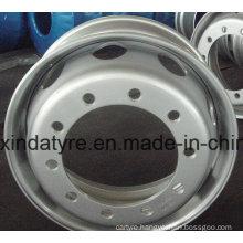 Heavy Truck Steel Wheel Rim 22.5X9.00 for Tyre 12r22.5