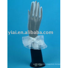 2013 bridal gloves with fingers bow wrist length 006