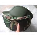Легкий пуленепробиваемый шлем высокой прочности PE