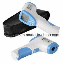 Thermomètre infrarouge tenu dans la main, thermomètre infrarouge numérique sans contact