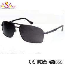 Metal Sport Polarized UV Protection Sun Glass para homem (16009)