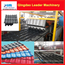 Plastic PVC+PMMA/Asa Corrugated Roofing Sheet Making Machine