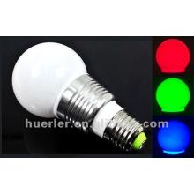 China Jardín RGB LED de luz 3W GU10 50 * 65MM