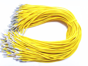 elastic cord with barb ends
