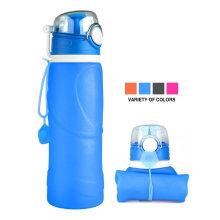 Im Freien BPA-freie trinkende Sportwasserflasche