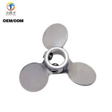 hélice de liga de motor de alumínio de popa