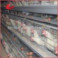 Cage de poulet pliante d'exportation trois couches Cage de poulet de quatre couches