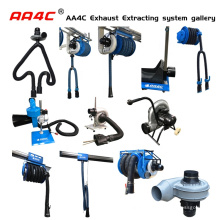 AA4C Exhaust extracting system auto Exhaust gas system Vehicle Exhaust Emission Automobile  Waste  emission  treatment