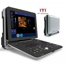 Ten probe optional 128 elements CW 3D/4D portable  color Doppler ultrasound machine