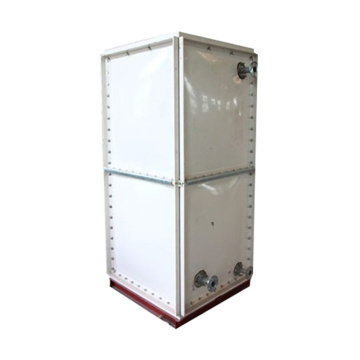 No Leakage and Infiltration SMC Panel FRP Water Storage Tank Manufacturer Price