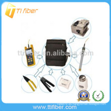 Kit de herramientas de fibra óptica