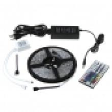 Tira de LED SMD LED RGB 5050 60 píxeles / metro Luces LED de 5V a prueba de agua