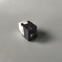CAT6A 180 degree Dual IDC Toolless keystone jack