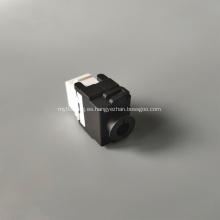 CAT6A Conector trapezoidal sin herramientas IDC dual de 180 grados