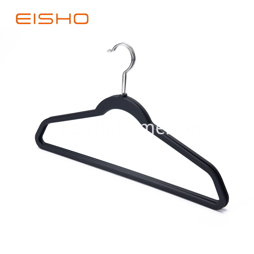 15 2 Rubber Coated Clothes Hangers