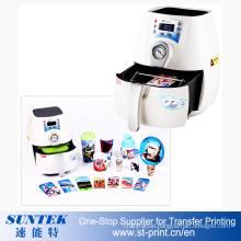3D Sublimation Vacuum Machine for Combo Mug&Phone Cases (ST-1520BW)