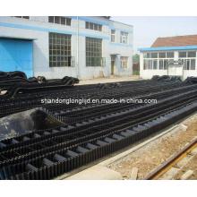Ep200 Corrugate Sidewall Conveyor Belt