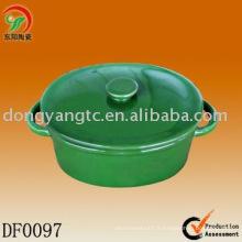 Usine directe en gros pot de soupe en céramique