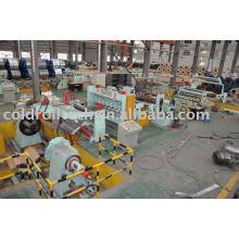 Stahl Coil Slitting Line