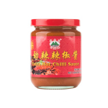 230g Glass Jar Extra Chilli Hot Sauce