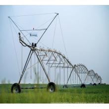 Колесо гальванизировало стальное оборудование ирригации / систему полива солнечной энергии