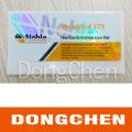 Free Design Medicine Packaging Gold Stamping Hologram Vial Box