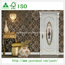 Ovolo Sticking Solid Wood Door China Carved Solid Wood Doors