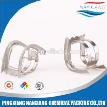Metallic SS304,SS316 metal intalox saddles ring