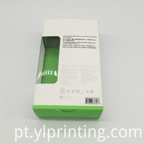 Paper Color Printing Boxes