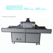 TM-UV750 Ultraviolet durcissement convoyeur séchoir pour sérigraphie UV