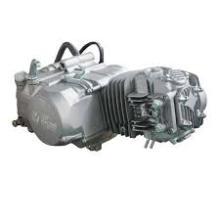 Bloc moteur de moto en aluminium