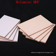 Melamine Faced MDF Board of High Quality for Furniture