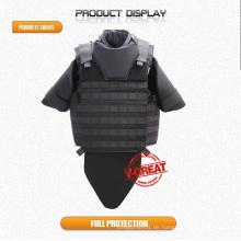 Vollschutz Bulletproof Jacket Weste Body Armor V-Link 001.5