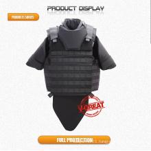 Full Protection Bulletproof Jacket Vest Body Armor V-Link 001.5