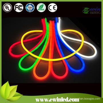 LED Neon Flex con cubierta colorida