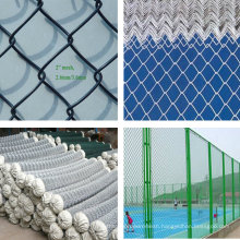 6 Foot Hot-DIP Galvanized Chain Link Fence