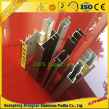 Hot Selling Eletroforese alumínio Perfil Alumium Extrusão Alloy