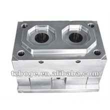 2 cavities plastic cup mould supplier