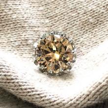 Zircon Decorative Shirt Small Button DIY Accessories Rhinestone Sew On Clothes Quality Diamond