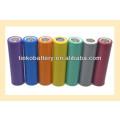 leistungsfähige Lithiumbatterie 18650 3.7v mit guter Qualität und bestem Preis