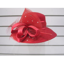 Women's Wool Felt  Winter Church Hats