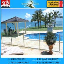 Barrière de balcon en verre de 3 à 19 mm