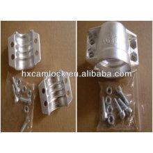 Ss316 или безопасности Алюминиевый хомут DIN2817