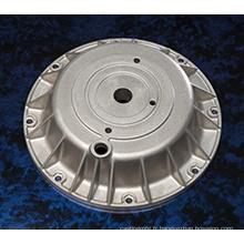 Pièces faites sur commande de moulage mécanique sous pression en alliage d'aluminium d'OEM, boîtier en aluminium de moulage mécanique sous pression